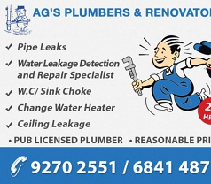 Ag's Plumbers & Renovators Photos