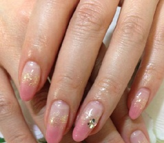 Nail Salon Asian Photos