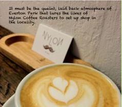 Nylon Coffee Roasters Photos