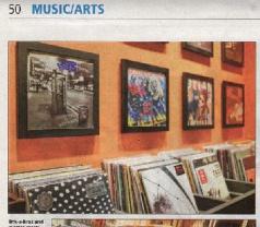 Hear Records Photos