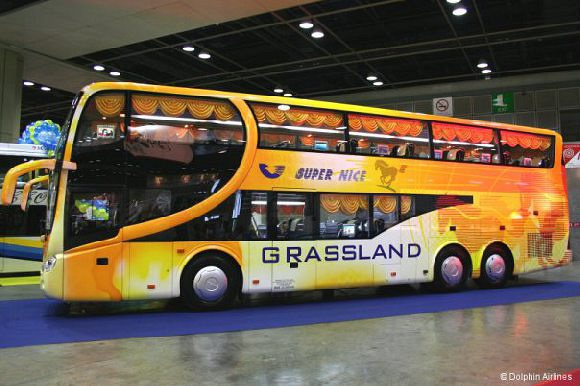 Grassland Coach to KL