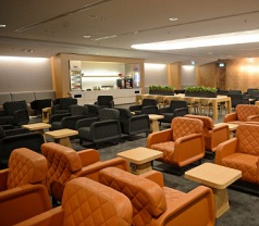 Emirates Lounge Photos