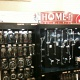 Tuscani products on display at Home-Fix DIY stores