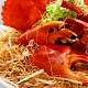 Stewed Bee Hoon with Crab 米粉焖螃蟹