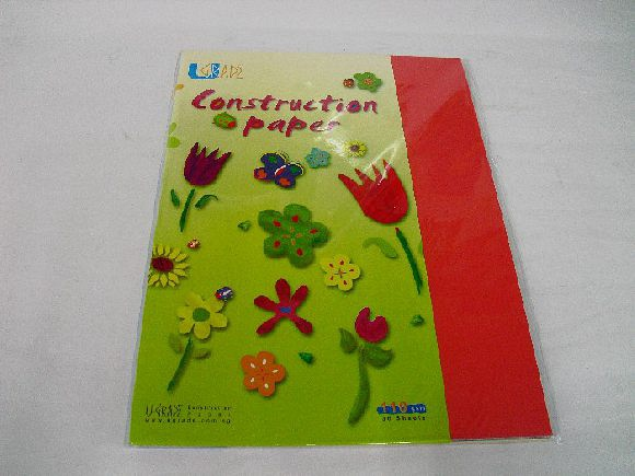 Contruction Paper 110g