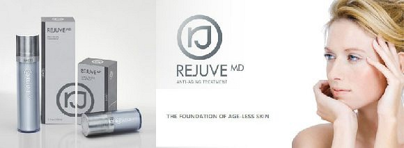 RejuveMD Prevent , Reverse , Rejuve   RejuveMD is a remarkably different anti-aging treatment that activates the skin's own natural revitalizing process  RejuveMD  Anti-Aging Face Treatment with bio-identical growth factors has been proven to activate the skin's natural rejuvenation process for a more radiant, tight ,and younger looking skin.