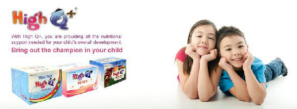 High Q+® High Q+ is a delightful do-it-all health booster. It is chock-full of DHA, lactic acid bacteria, and essential vitamins and minerals, and provides your kids with all the nutritional support they need to develop to their full potential. Available in kid-friendly favours of Peach, Orange, Blackcurrant and Strawberry, this chewable treat is an excellent health investment for any child, but particularly for picky eater.