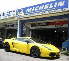 Hock Seng Wah Tyres Trading Photos