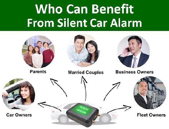 Silent Car Alarm users