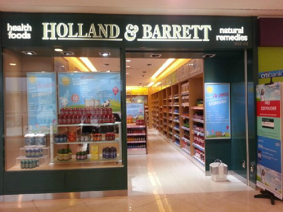 Holland & Barrett @ ARC