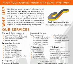 D&S Solutions Pte Ltd Photos