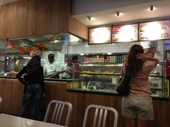 Prata Wala (First Gourment Pte Ltd) (Cisco Centre 2)