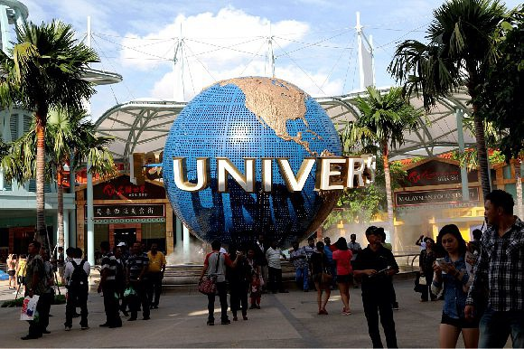 Universal Studio Singapore (Universal Studios Singapore - Resorts World at Sentosa)