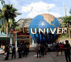Universal Studio Singapore Photos