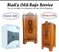 Siah's Old-safe Service Photos