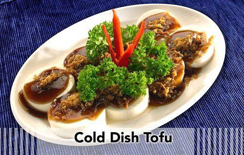 Cold Dish Tofu