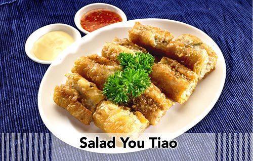 Salad You Tiao