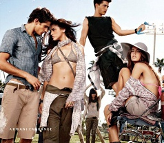 Armani Exchange Photos