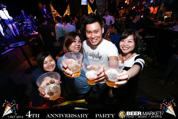 Beer Market Pte Ltd