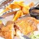 Classic chicken cordon bleu