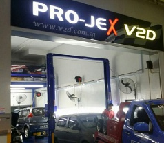 Pro-Jex V2D Photos