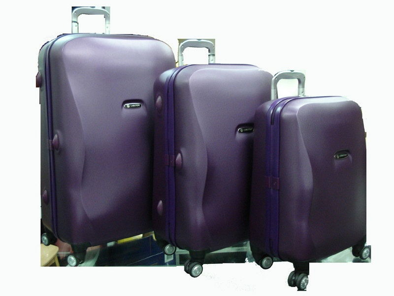 Carlton Hard case luggage