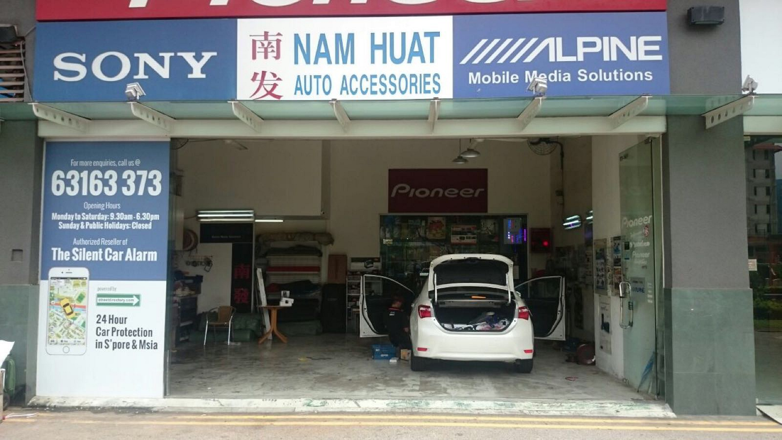 Nam Huat GPS Tracking Expert