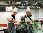 DC Comics Super Heroes Cafe Photos