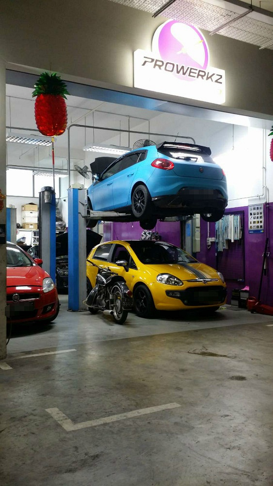 Prowerkz Garage Pte Ltd 2
