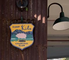 Camp Kilo Charcoal Club Photos
