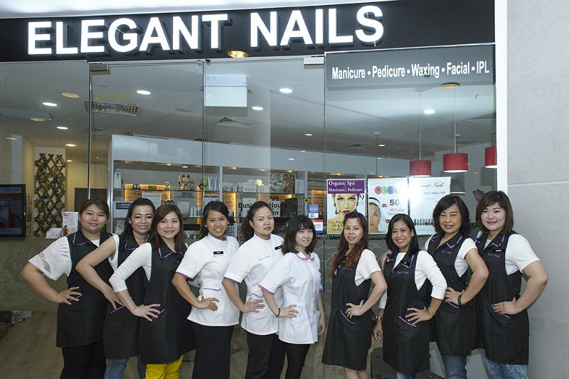 Elegant Nails Pte Ltd