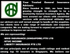 WTT Insurance Agencies Pte Ltd Photos