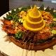 Pondok Gurame special Nasi Tumpeng