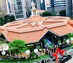 Lau Pa Sat Festival Market  Photos