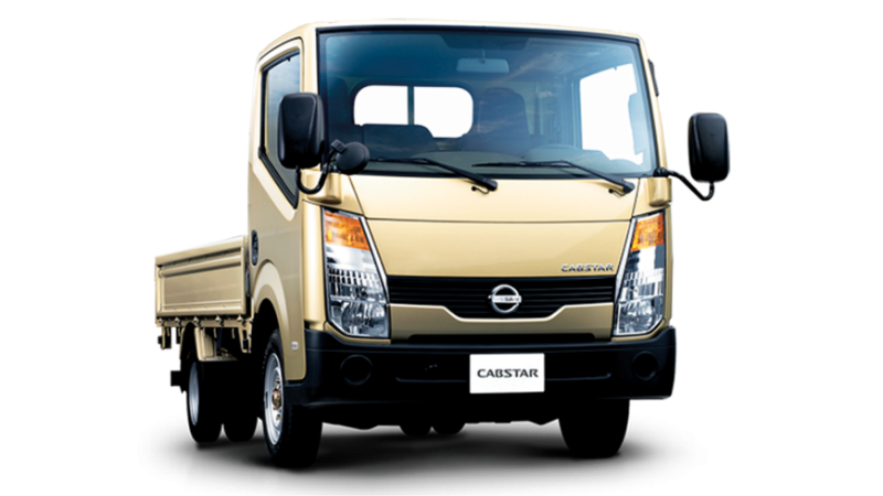 Nissan Lorry for Rent