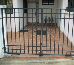 San Automation Gate Photos