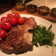 35oz wet-aged Porterhouse served with our 4-sauces accompaniment