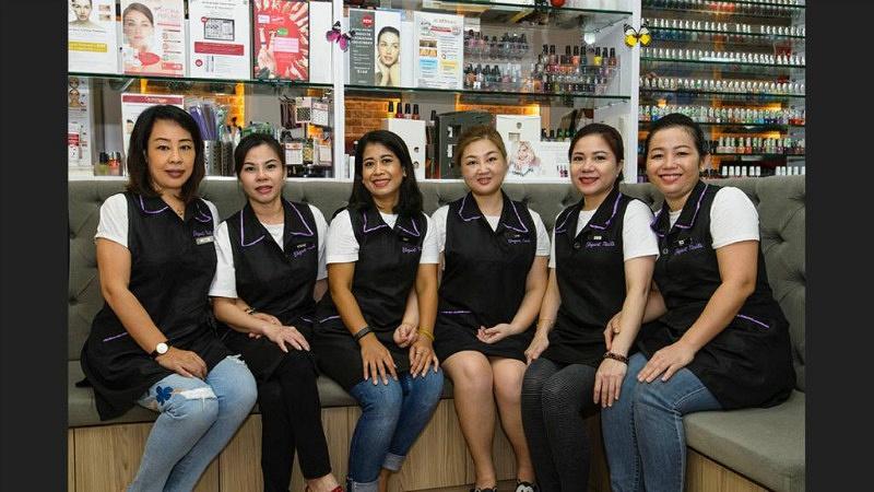 Elegant Nails Pte Ltd