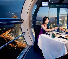 Singapore Flyer Sky Dining Photos