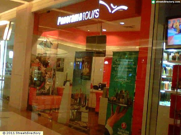 Panorama Tours & Travel (Pacific Place Mall)