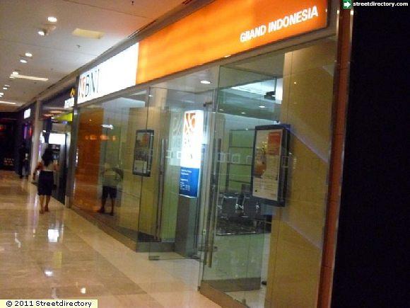 Bank BNI 46 (Shopping Town East Mall - Grand Indonesia)