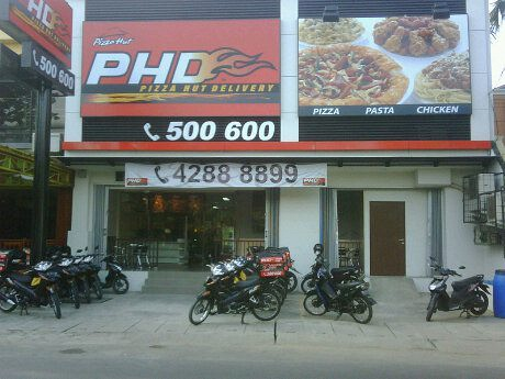 Pizza Hut Delivery (PHD)