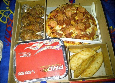 Pizza Hut Delivery (PHD)