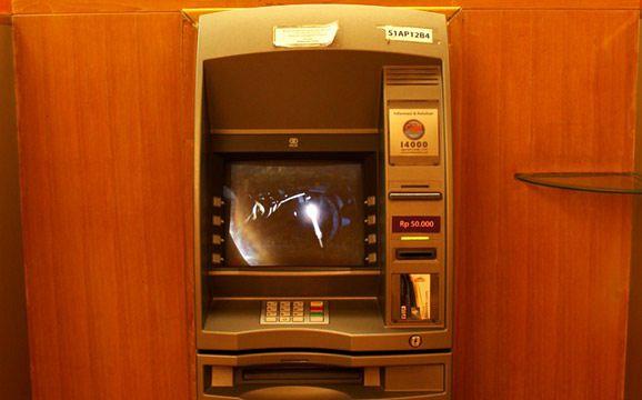 ATM Mandiri (Plaza Indonesia)