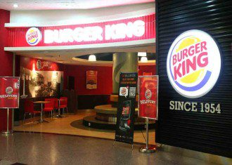 Burger King (Blok M Plaza)