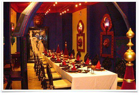 samarra restaurant jakarta jalan kebon sirih raya indonesia