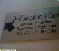 David Gurupatham And Koay Photos