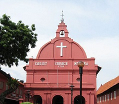 Gereja Christ Melaka Photos