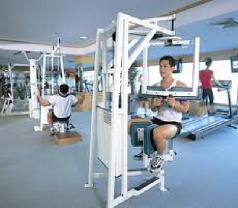 Clark Hatch Fitness Center Danga Bay  Photos