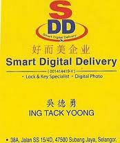 Smart Digital Delivery Photos